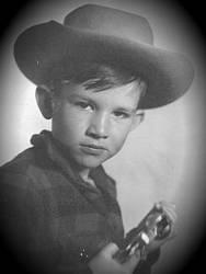 Cowboy John in 1947
