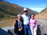 May, Darlene and John