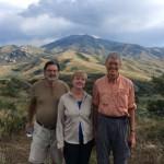 Bill, Lori and Steve's Ruby Crest Trail Hike
