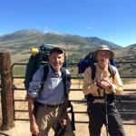 Joe and Mark's Ruby Crest Trail Hike